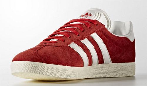 Landing this week: 1980s Adidas Gazelle Super trainers reissue