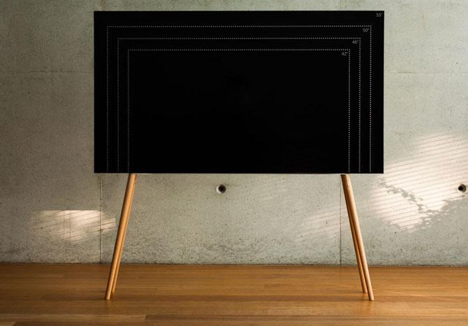 Handmade Midcentury Style Jalg Tv Stand