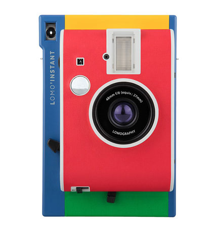 Lomo'Instant Murano retro instant camera launches
