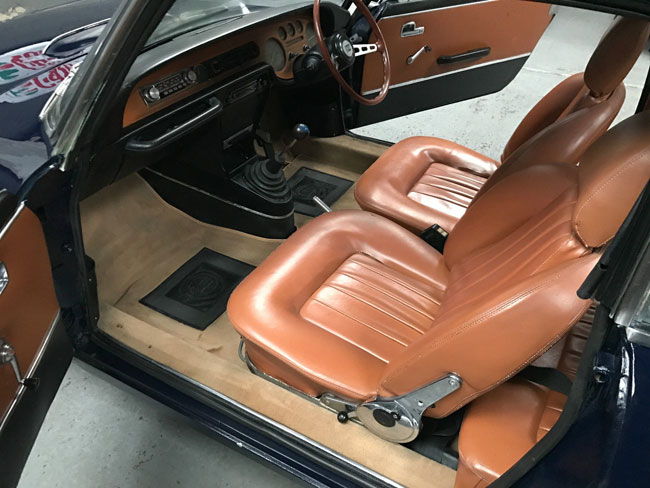 1972 Lancia Fulvia S2 1300 S Coupe on eBay