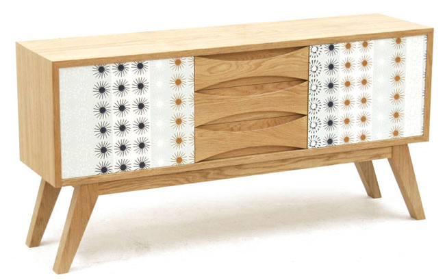 Retro Sideboard by James Design