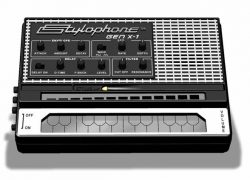 Stylophone Gen X-1 is an updated version of the 1960s classic
