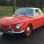 1966 Volkswagen Karmann Ghia Type 34 Razorback car on eBay