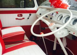 Fully restored 1972 Volkswagen T2 Camper Van on eBay