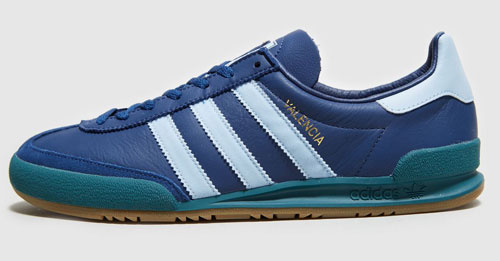Adidas Originals Valencia trainers reissued