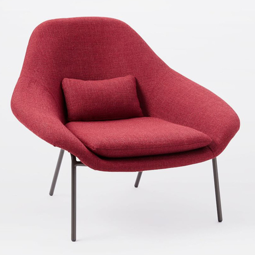 Midcentury-style Rowan Chair at West Elm