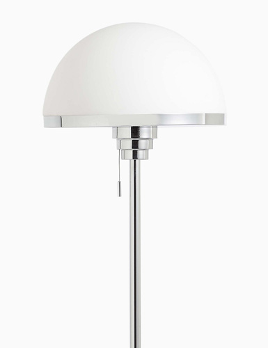 Art deco interior: Half Moon Floor Light at Marks & Spencer