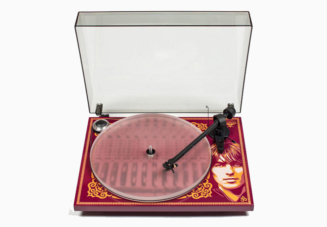 Pro-Ject limited edition 1964 Beatles turntable