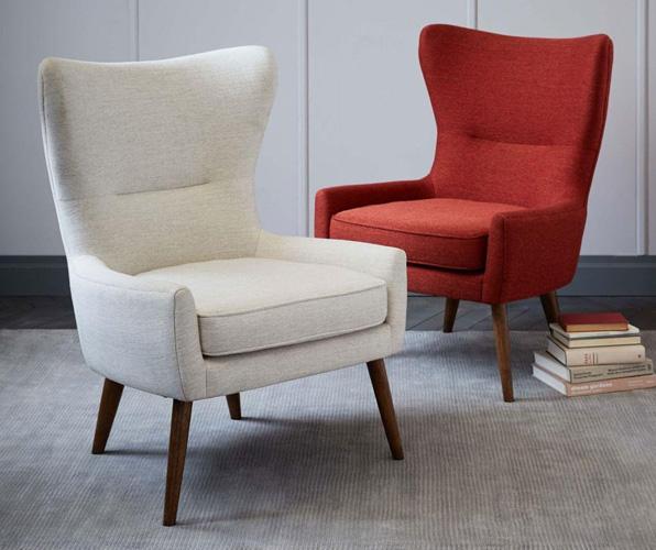 Midcentury-style Erik Chair at West Elm