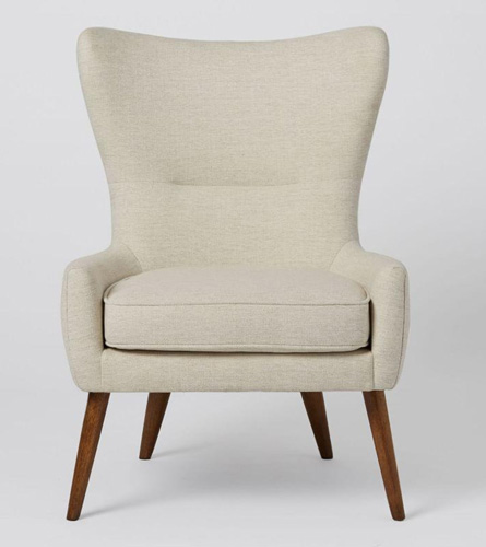 Midcentury-style Erik Chair at West Elm