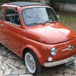 Fully restored 1971 Fiat 500F on eBay