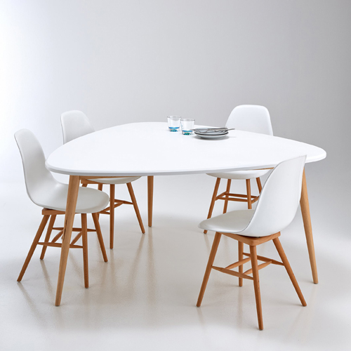 Jimi Midcentury Style Dining Table At La Redoute Gets A Super