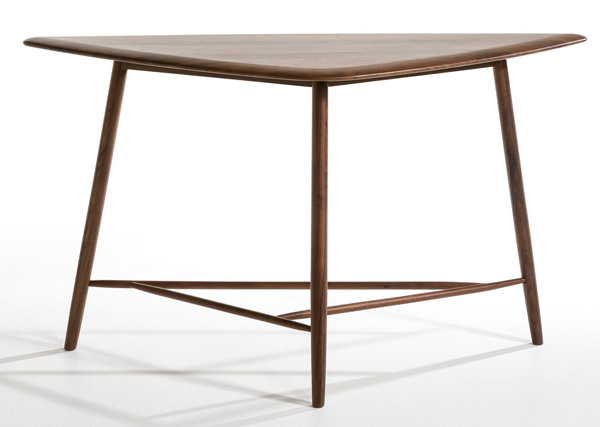 Midcentury-style Kansol Console Table at La Redoute