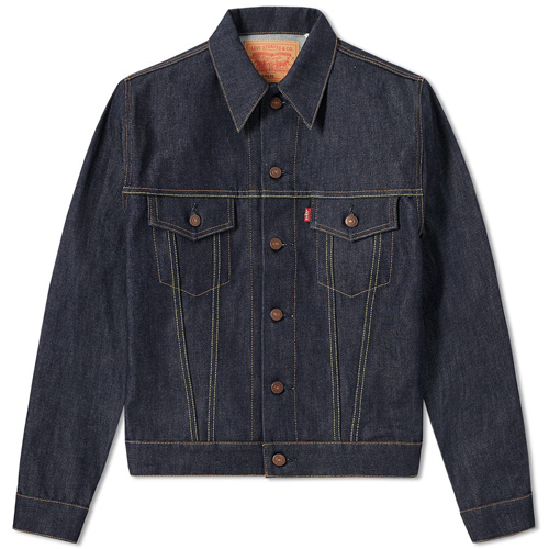 Levi's Vintage 1953 Type II and 1967 Type III Trucker jackets back on the shelves