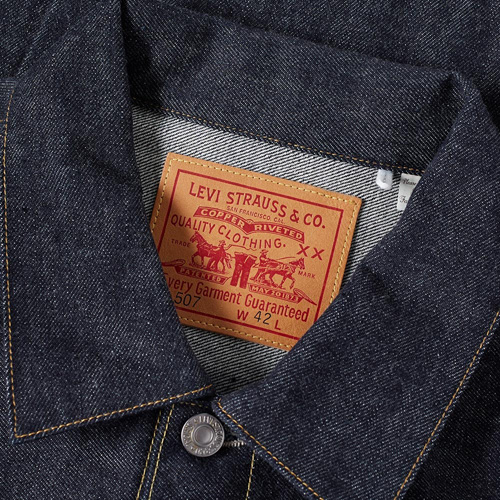 Levi's Vintage 1953 Type II and 1967 Type III Trucker jackets back on the shelves