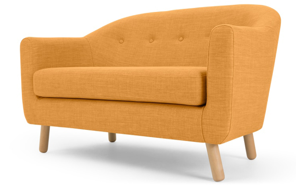 Lottie retro-style seating range at Made