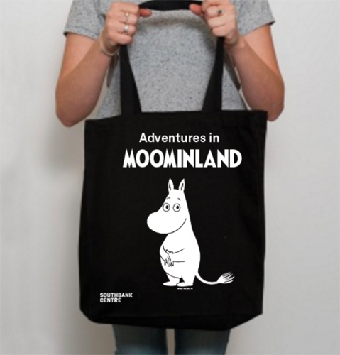 Moomin Tote Bag at the Southbank Centre Shop