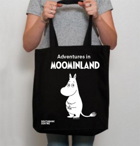 Moomin Tote Bag at the Southbank Centre Shop