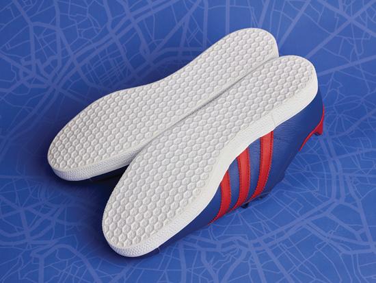 Adidas Originals Gazelle GTX Paris trainers are a Size? exclusive