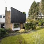 1960s Fry, Drew & Partners-designed modernist property in Kemsing, near Sevenoaks, Kent