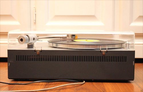 1960s Dieter Rams-designed Braun PS1000 turntable on eBay