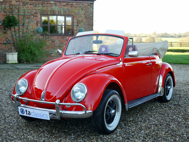 1971 Volkswagen Beetle 1600 Karmann Convertible on eBay