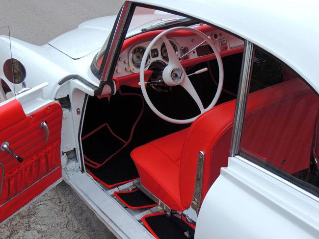 1960s Audi Auto Union SP 1000 car on eBay