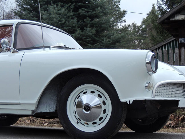 1960s Audi Auto Union SP 1000 car on eBay