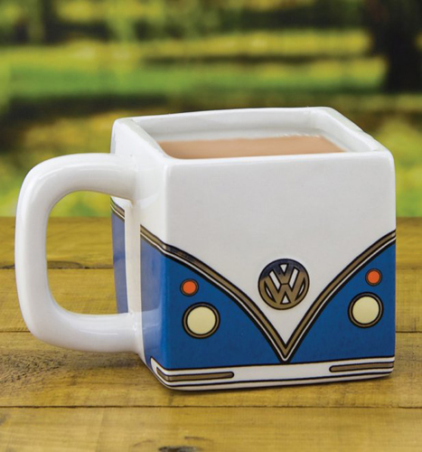 Volkswagen Camper Van mug at TruffleShuffle