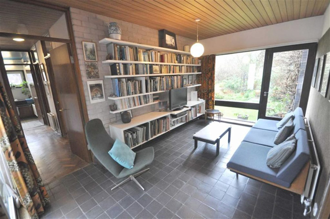 Retro house for sale: 1960s John Parkinson Whittle-designed modernist property in Didsbury, Greater Manchester