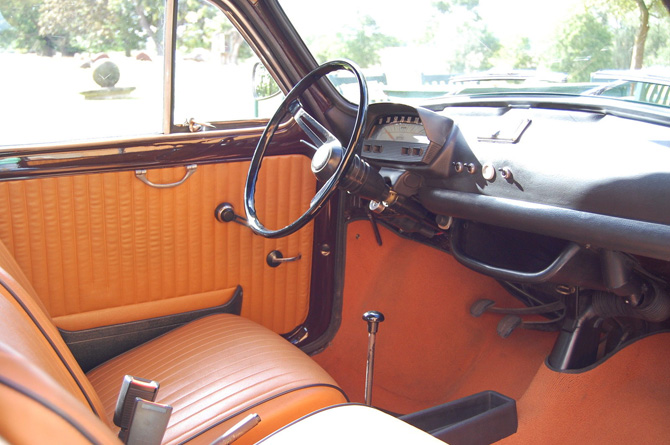 Fully restored Fiat 500L on eBay