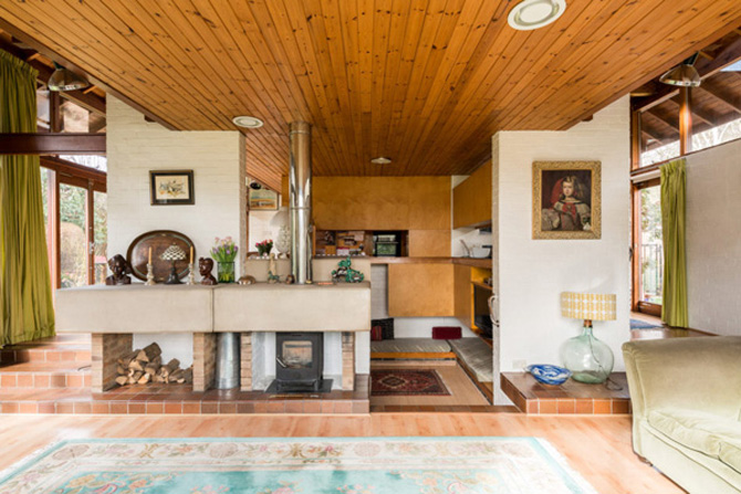 Retro house for sale: 1970s Cambridge Design Group-designed property in Histon, near Cambridge