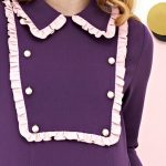 1960s-inspired Macaron Oxford Dress at Sister Jane