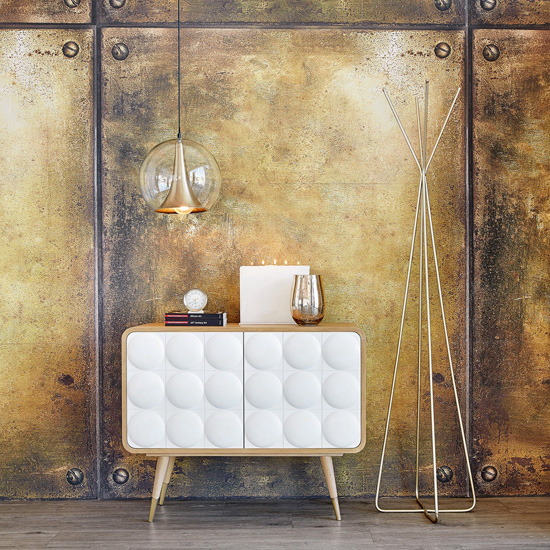 1960s-style Monroe sideboard and dresser at Maisons Du Monde