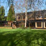 Retro house for sale: 1960s Ian Fraser & Associates-designed modernist property in Newnham, Hampshire