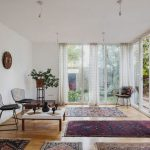 Retro house for sale: 1960s Span House on the Punch Croft Estate, New Ash Green, Kent