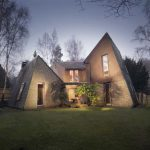 Retro house for sale: 1980s modernist property in Pulborough, West Sussex