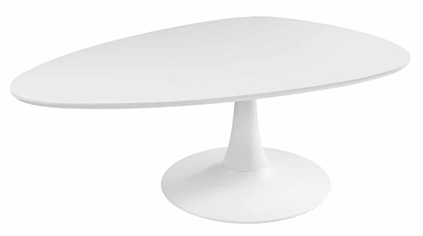 1960s-style Twiggy space age coffee table at Maisons Du Monde