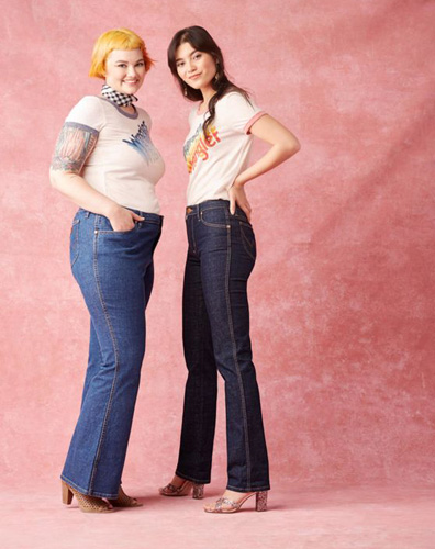 Back to the 1970s: Vintage-style Modcloth x Wrangler capsule collection