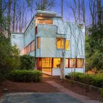 Retro house for sale: Bauhaus-inspired property in Atlanta, Georgia, USA