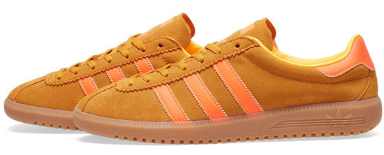 1970s Adidas Bermuda trainers return in two new colours