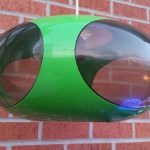 1970s Luigi Colani-designed space age UFO lights on eBay