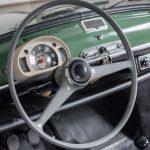Fully restored 1972 Fiat 600d on eBay