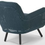Midcentury garden: Jonah retro-style outdoor seating at Made