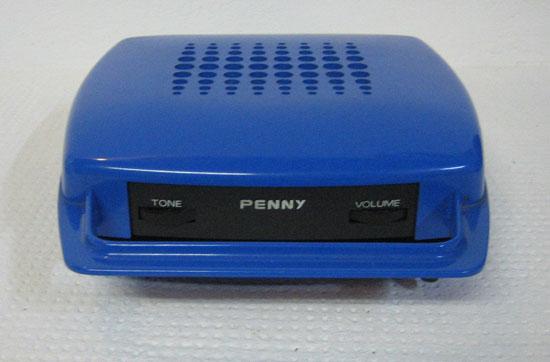 Vintage Mangiadischi Penny record player on eBay