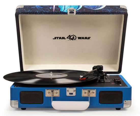 Crosley launches a Star Wars record player for Record Store Day