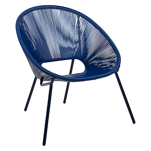 Retro-style Salsa outdoor chairs return to John Lewis