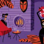 New Shag print: Rockabilly-inspired Tiger Killers