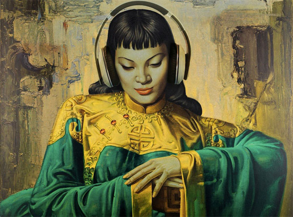 Classic reworked: Tretchikoff Beats by Mr Mitty