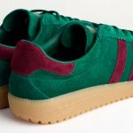 Adidas Bermuda trainers back in green and maroon as a Size? exclusive